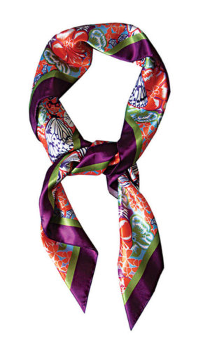 Lisan Ly Digital Print Scarf