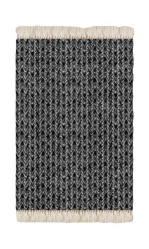 Wave Print Design Floor Rug