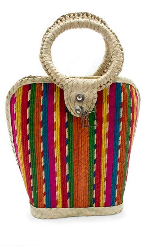 Hand-Craft Bag by Malu Designs