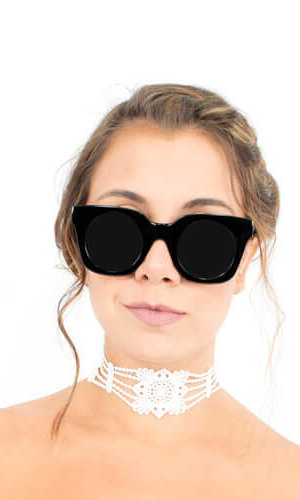 Bold Funky Sunglasses by Malu Designs