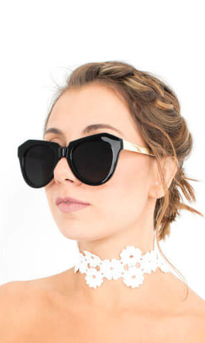 Edgy Sunglasses by Malu Designs