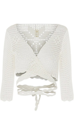 Willow Crop Wrap by Maiyo