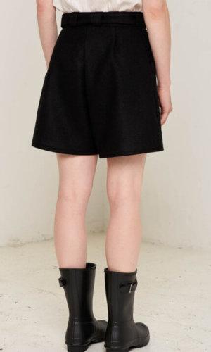Doralis Wool Shorts by Bo Carter