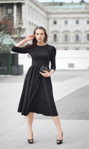 Mona Lisa Dress By Anna Netter
