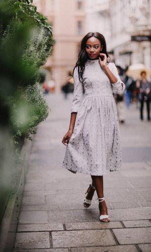 Isabella Dress By Anna Netter