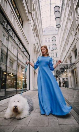 Sofia Maxi Dress By Anna Netter