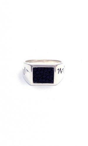 Silver Stingray Ring