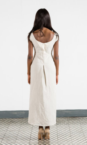 Kioma Beige Dress