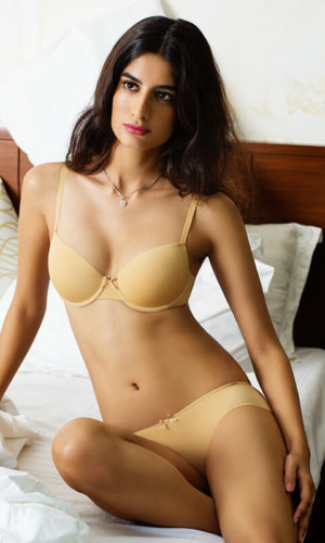 Everyday Beauty Nude Bra