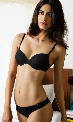 Everyday Beauty Black Bra