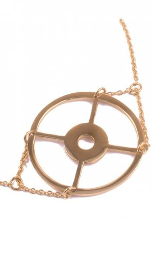 Wheel Bracelet