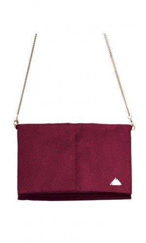 Bella Burgundy Bag