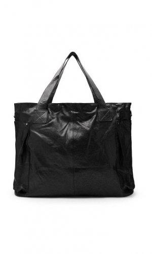 Phoenix Overnight Black Bag