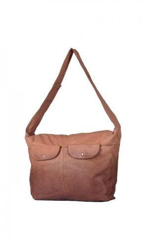 Into The Wild Satchel Bag