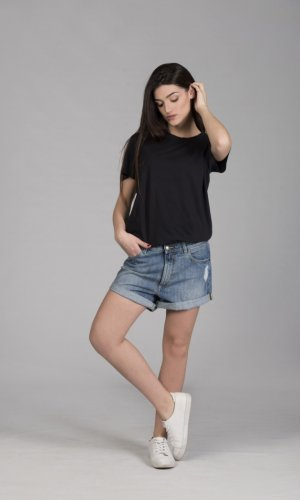 Harmattan Oversized Shorts