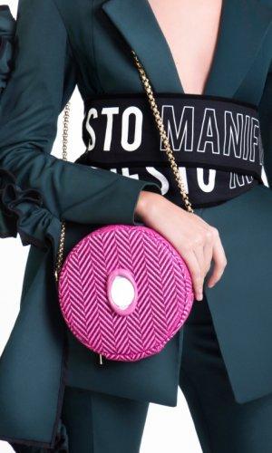 Boca Pink Clutch Bag