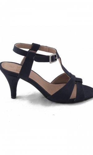Bona Blue Open Toe Sandals