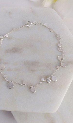 Cluster of Stars Silver Bracelet