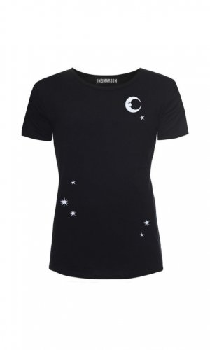 Midnight Organic Cotton T-Shirt