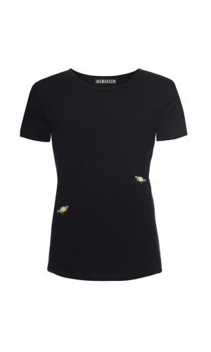 Black Bee Organic Cotton T-Shirt