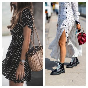 Style Guide - How to Style Your Polka Dot Favourites