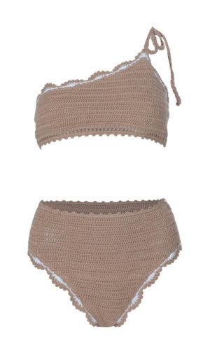 India Beige Bikini