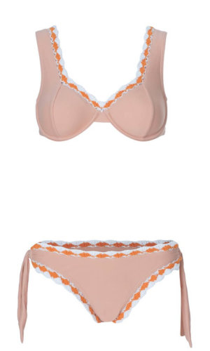 Saffron Bikini Peach