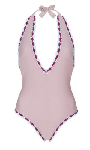 Blossom Pink One Piece