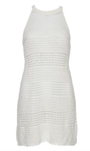Leo Crochet Dress