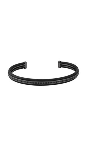 Black Stackable Bracelet