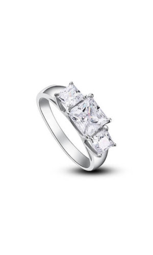 Silver Heirloom Ring