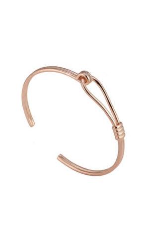 Rosegold Latch Bracelet
