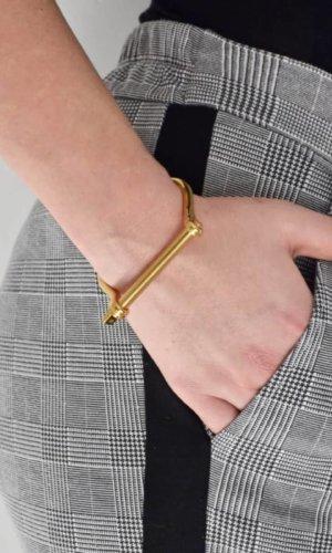 Gold XL Screw Cuff