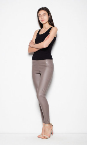 Eco Leather Trousers