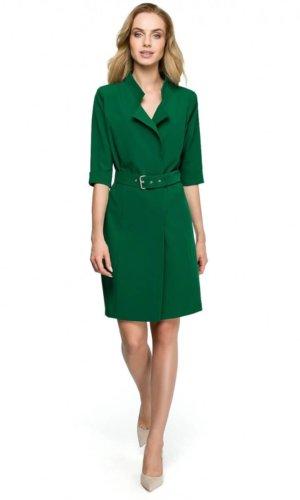 Green Midi Blazer dress