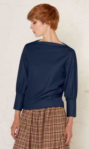 Jodie Top (Navy)