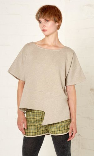 Lynda Top (Beige)