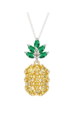 Mini Pineapple Necklace