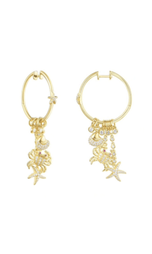 Sea Charm Earrins