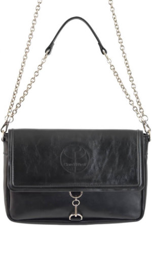 Classic Black Clutch Bag