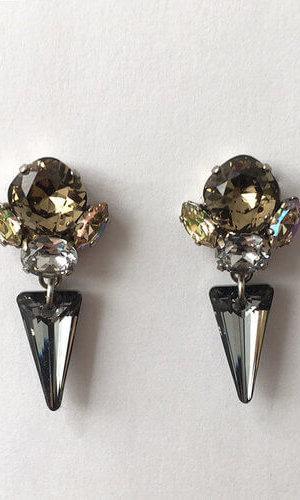 Voyager Drop Earrings.