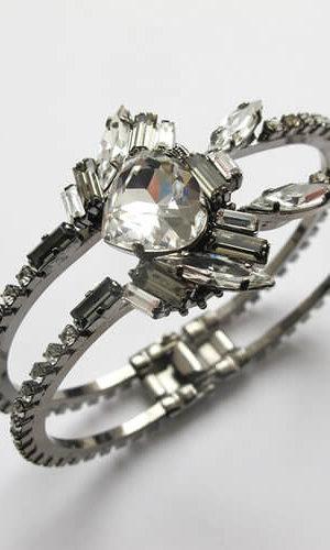 Crystal Gia Bracelet.