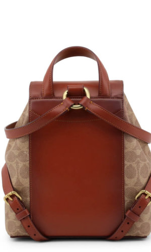 Evie Backpack 22 In Signature Canvas